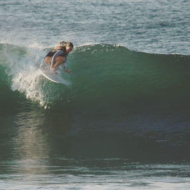 #akelasurf Ambassador @cath.bern photo Gabriel Denis #surfswimwear #activewear ##paradise