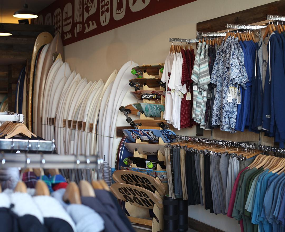 This week's featured partner is @aquasurfshop, a humble little surf shop located in the Sunset District of San Francisco who focuses on gear that they use and love in their local environment.  We appreciate our partners who stay true to their roots and...