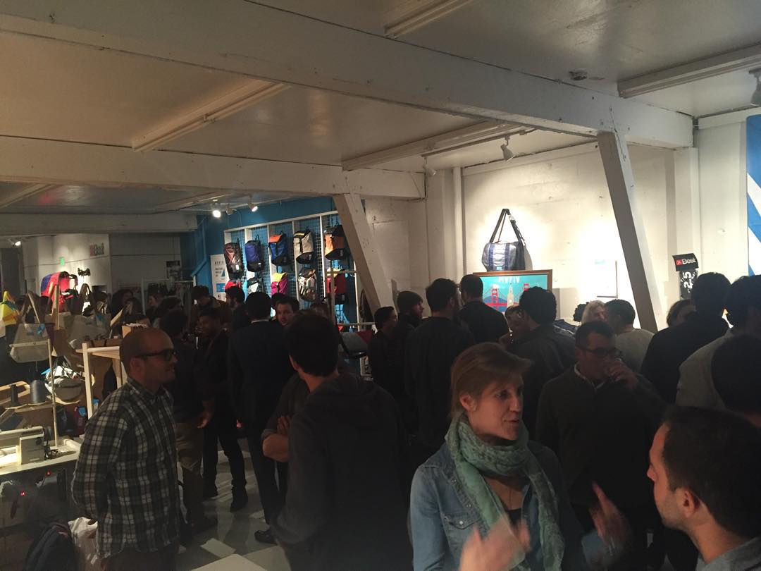 Thank you all for coming to our store opening party. This event was the best was to give back all the love and support to our local SF community. Actually, you all made this happen!  This workshop/retail space was set together with @bestkiteboarding !...