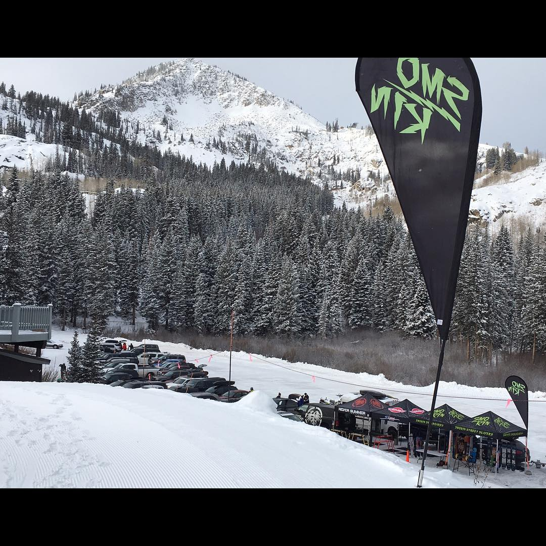 We are at @brightonresort today for #SmokinNationaDemoTour  come meet our crew and test our some of our new boards #comeandfindoutwhatthehypesallabout  #weareOK | #handmadeUSA | #3yearwarranty