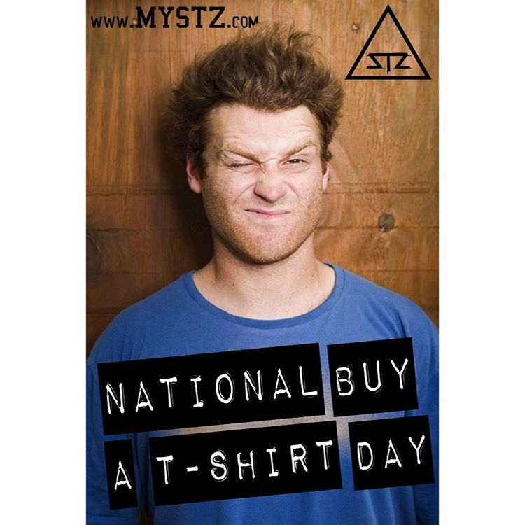 NATIONAL BUY A T-SHIRT DAY | promo code: 35off | shirts for under $14 | BUY TWO get a mystery shirt FREE | Today only!