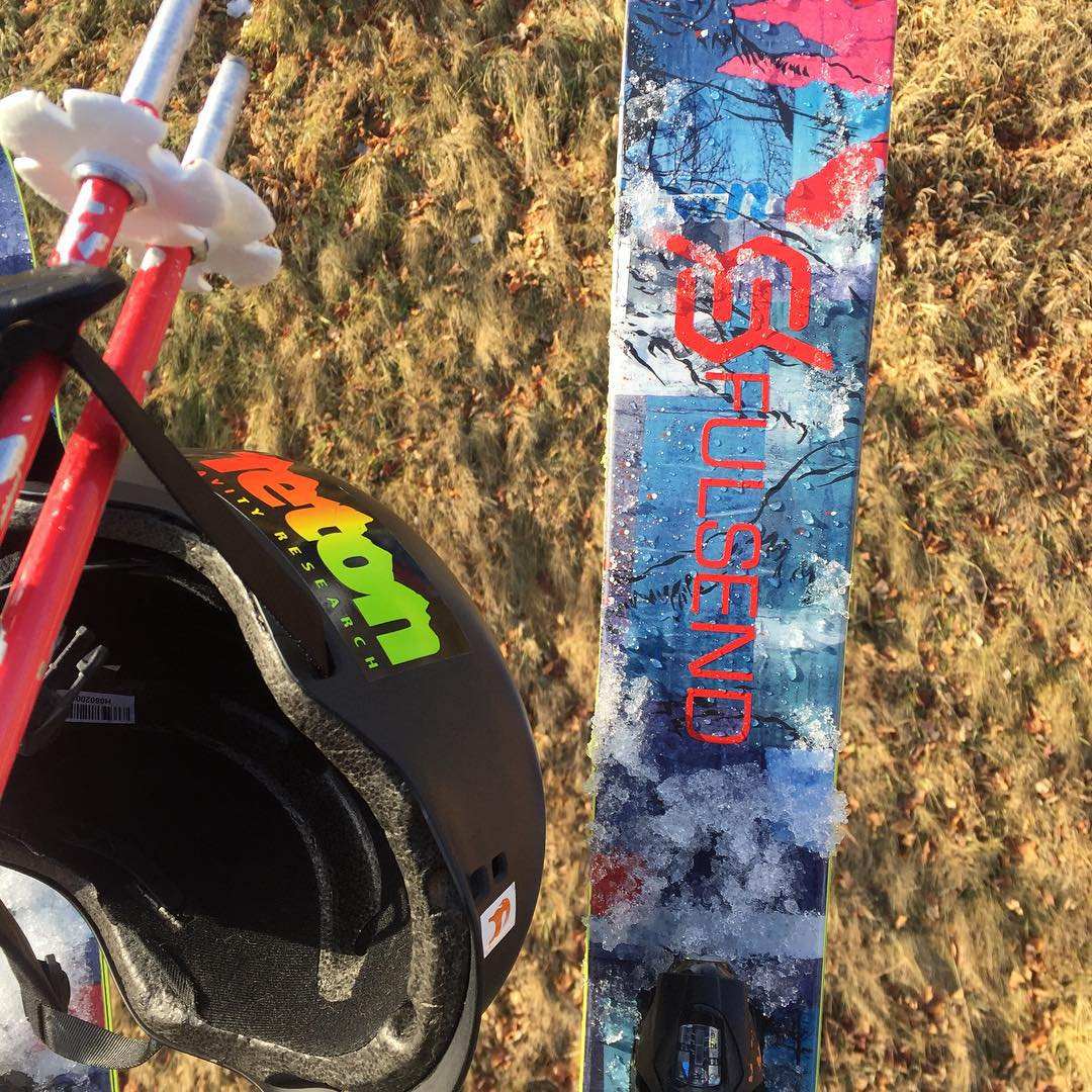 Who needs snow?!?!? #skiing #snowboarding #justsendit @tetongravity #prayforsnow #mountsnow #whereiswinter