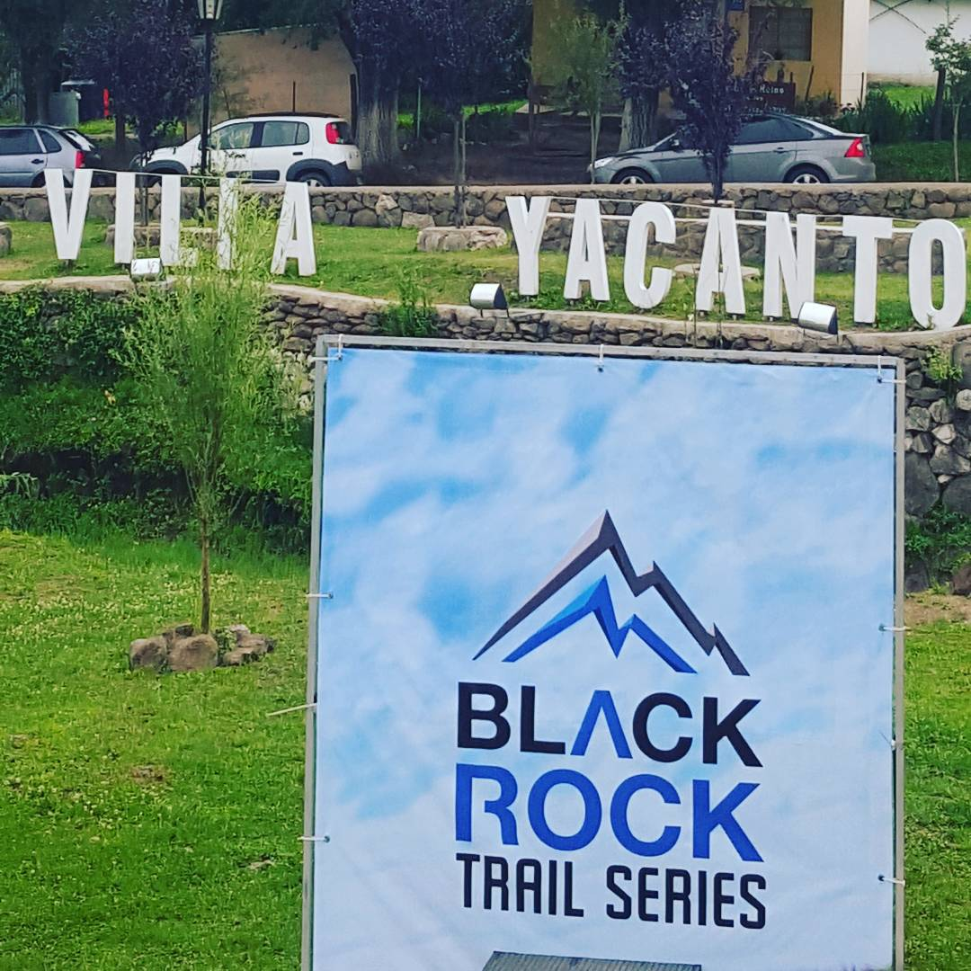 BLACK ROCK Night Trail . Villa Yacanto de Calamuchita - Cordoba