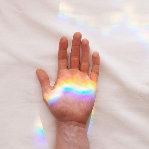 Inexplicable la felicidad que me da cada vez que veo un #arcoiris!!!