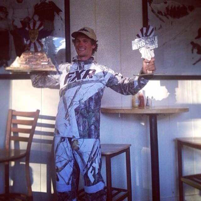 So proud of this champion, @jayhale | #regram from @shetlerrahlves