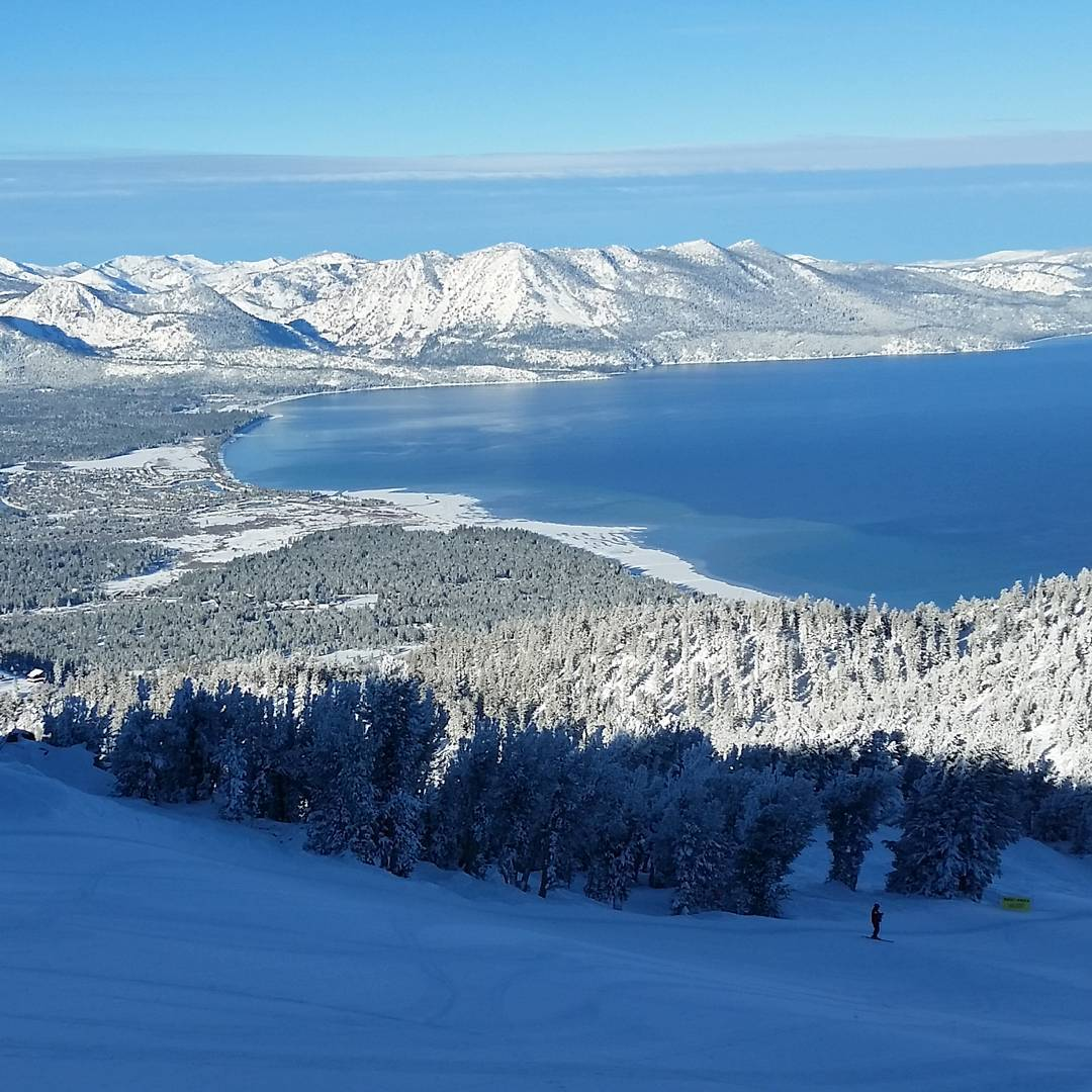 Love this.  Looking forward to more #snow coming our way tomorrow! #getoutside #skiheavenly #wintersports #graniterocx