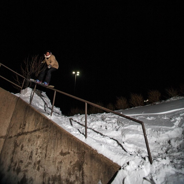 @fancyrutherford is Flux'n #TooHard. #thefluxlife Photo: @kieth78