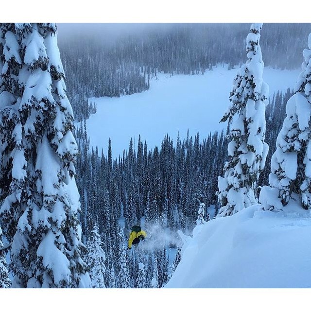 @pierssolomon spinning into orbit @solmountainlodge. Photo: @oloflarsson. #DPSCinematic