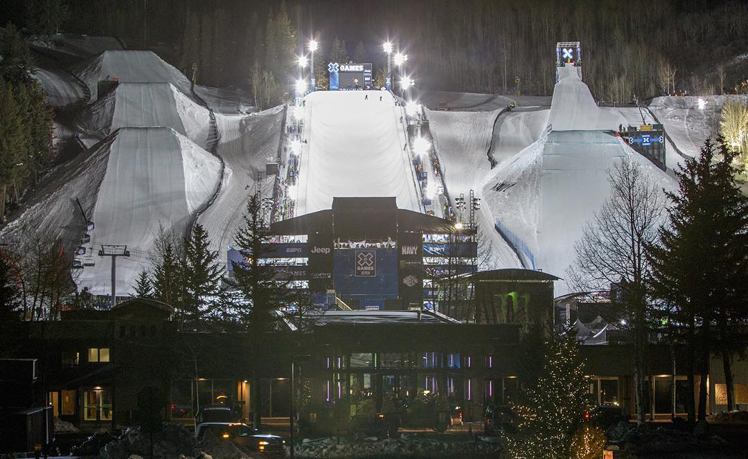 The best show on snow is only 46 days away! #XGames