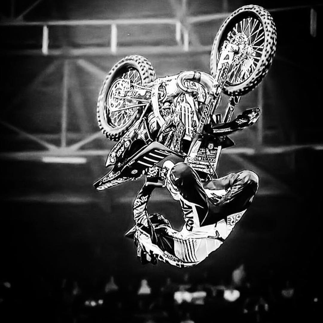 Congrats @RobAdelberg on your 3rd Overall #FIM #FMX World Championships