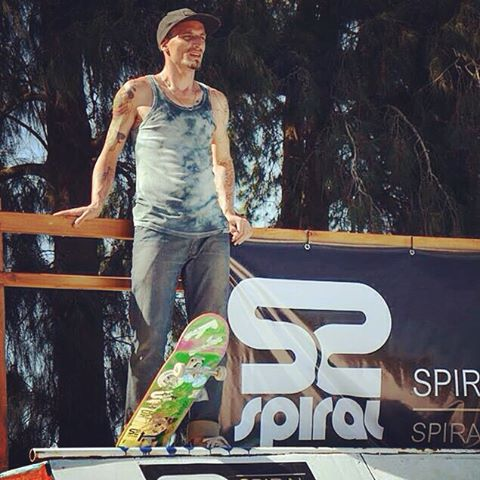 @nashprosty Street Session #SpiralSkateboarding #GoSkate #QualityShoes