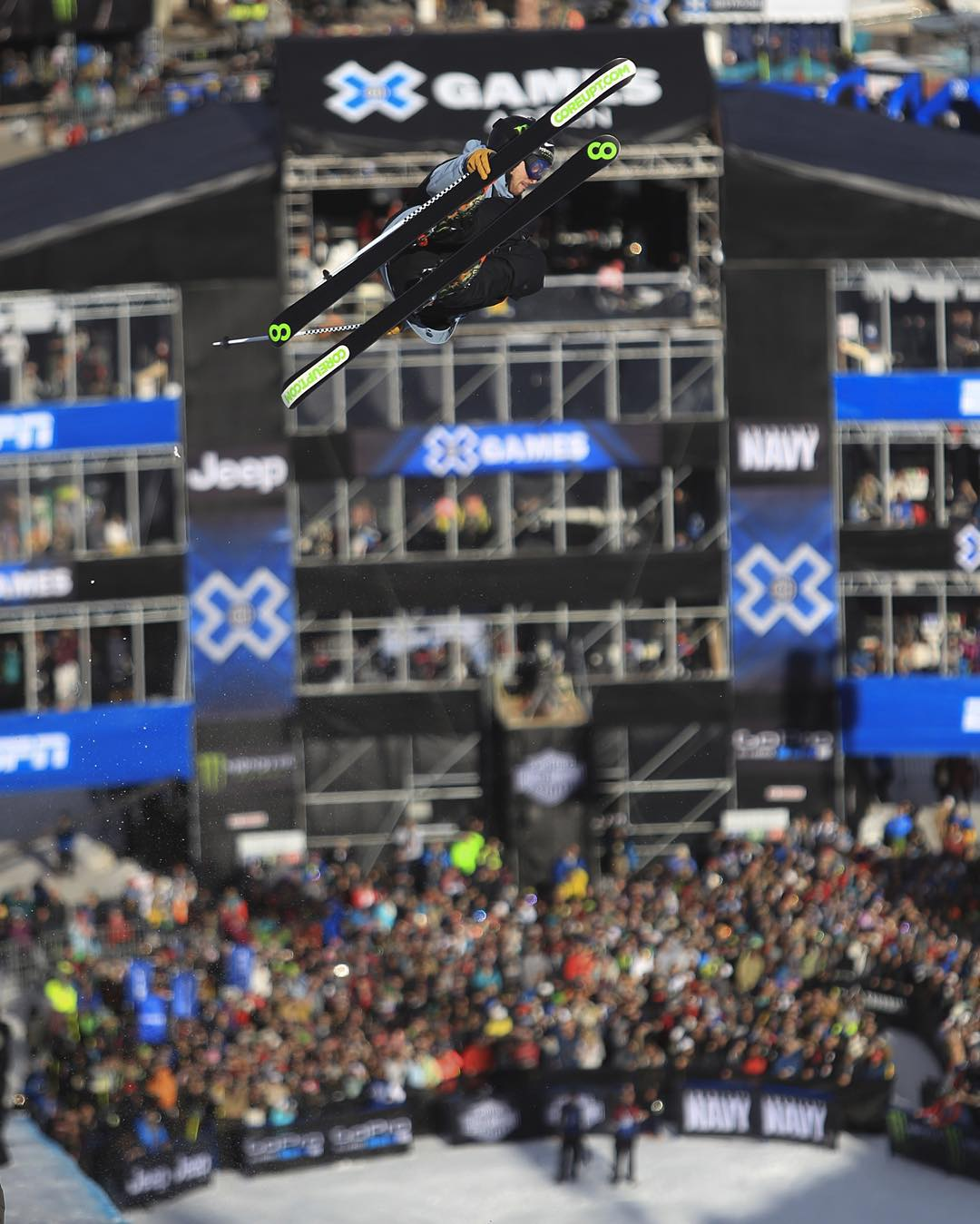 If you want to experience #XGames Aspen in style, our exclusive platinum pass is for you!  Jump over to XGames.com/Tickets to snag the best seats in the house.