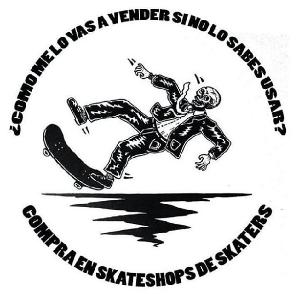 """#supportskaterowned si bien ya muchos dejaron de vender skate porque ya paso un pco la """"moda"""" ahora las cadenas de deportes y marcas que no pertenecen a la cultura skate fabrican/venden #skateshoes. Y si no sos skater pero te gusta la onda, no hagas el..."""