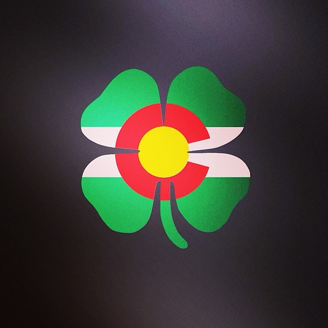 #happystpattys from #kinddesign #liveyourdream #colorado