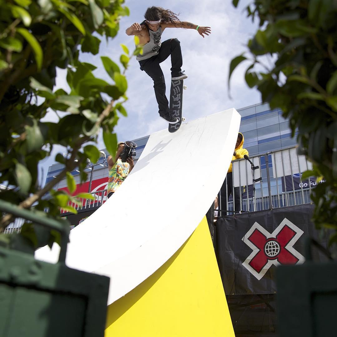 New #XGamesOslo Skateboard Invitees • @DavidGonzalez • @KarstenKleppan • @LouieLopez • @LuanoMatriz • @PamelaRosa99 • @AlanaSmithSkate • @IshodWair