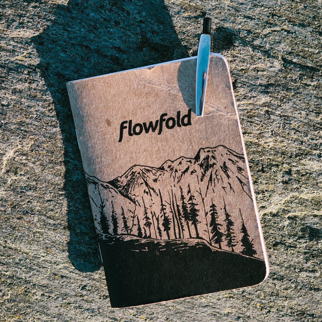 #Flowfold Scout books are back in stock. ✔️ Just in time for the holiday cutoff! Not a bad stocking stuffer for $5 with free shipping. Find them using the link in our profile.