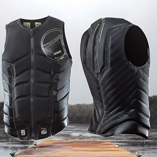 The Liquid Force Ghost Comp Vest. The most technical vest ever made. Featuring the LF exclusive Bio-Spine 3D Curve and unique stitch-less flex panel architecture. The most comfortable vest on the market. Go to your nearest LF dealer and try it on for...