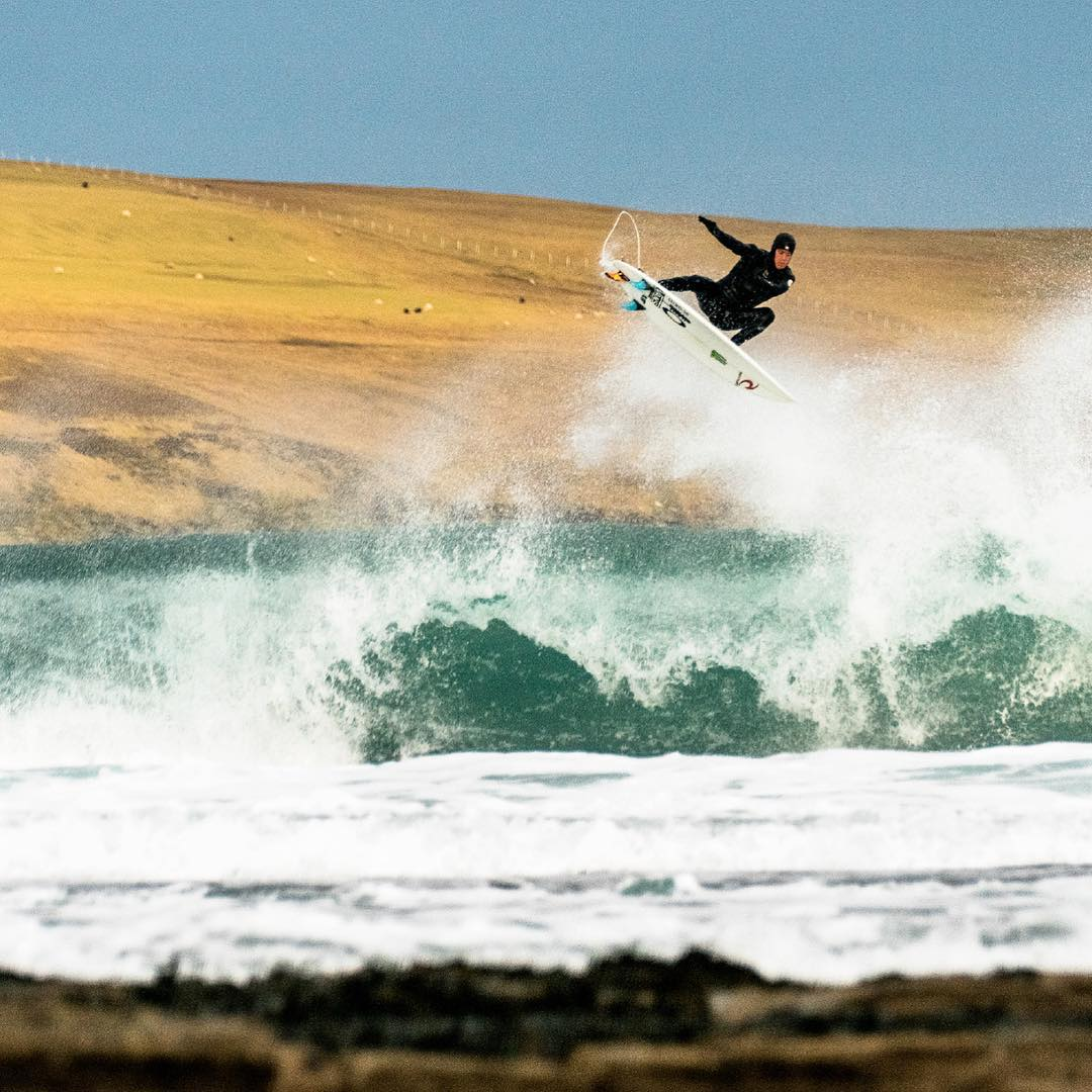 This epic photo of @cohenscorner boosting in Scotland is just one of 48 shots in the photo book from @markomcinnis - check out more on Mark's profile and grab a copy of the book!