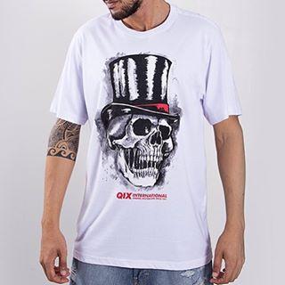 Confira as camisetas da coleção Verão 16 disponíveis nas lojas de todo o Brasil e na www.qixskateshop.com.br