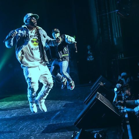 @k00lj0hn & @heartbreakplo just floating.