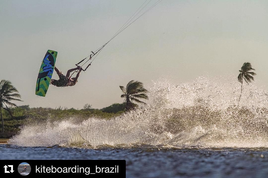 @ivanildofernandes313 style by @kiteboarding_brazil