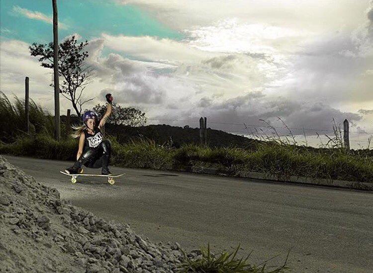 LGC Brazil rider @reineoliveira shot by @paulonellas