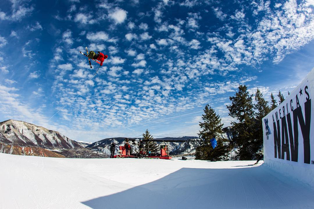 #XGames Aspen is only six weeks away!  It's goin' down Jan. 28-31 at Buttermilk Mountain. (