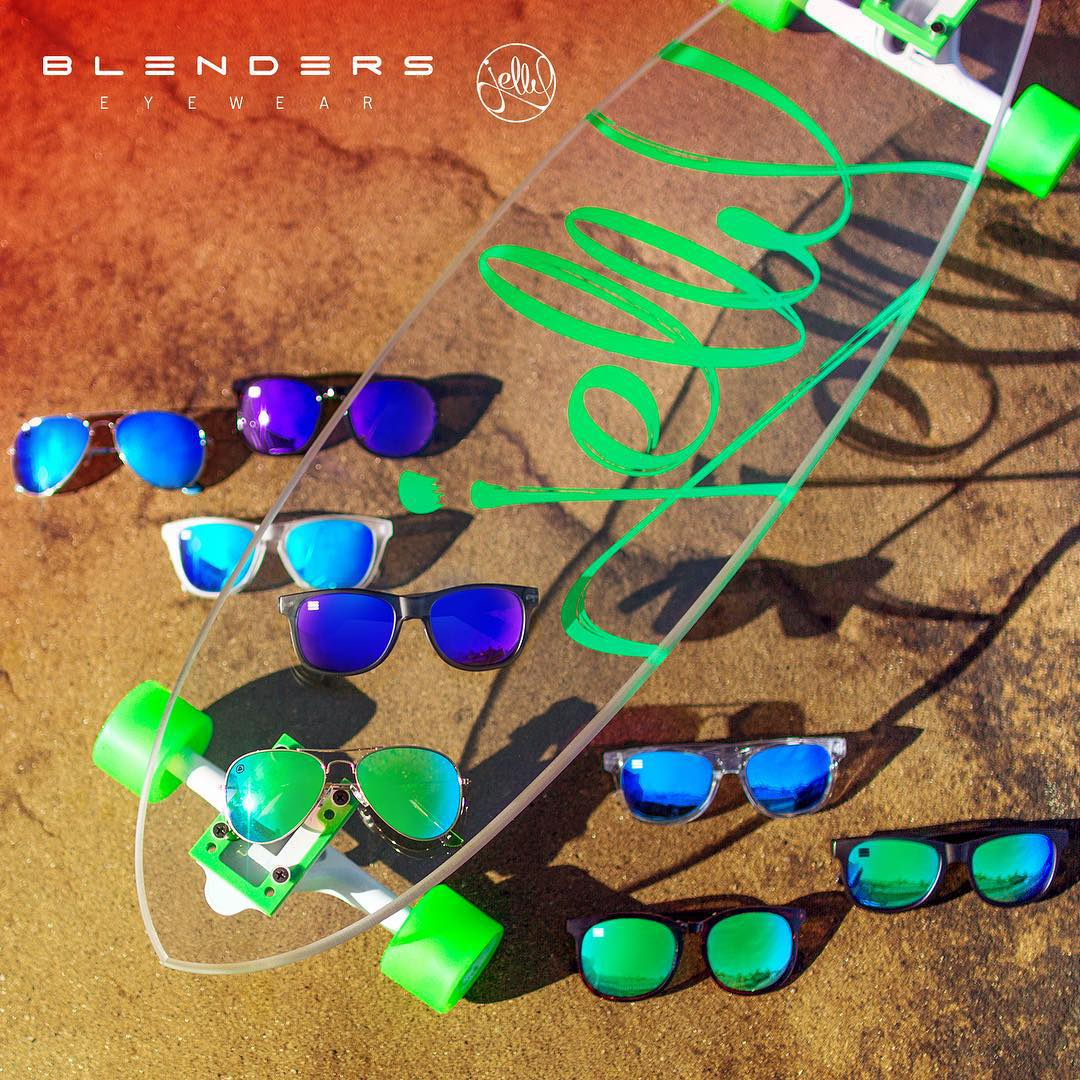Lookin' for some fresh sunnies for someone special this Holiday season?! The @blenderseyewear crew has got you covered
