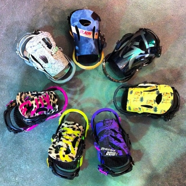 What #Flux #Binding is your favorite and why? Tell us on our Facebook, or comment below! #thefluxlife #regram @sanctionskate