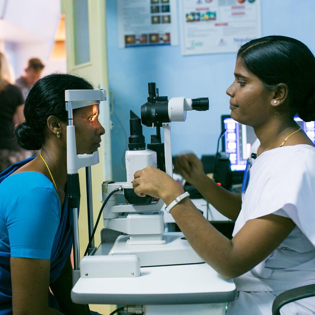 Last month, we visited our giving partner, Aravind Eye Care System in India, and experienced the transformative eye care that they provide on a daily basis. It was truly amazing to see them restoring vision and improving lives. We are proud to support...