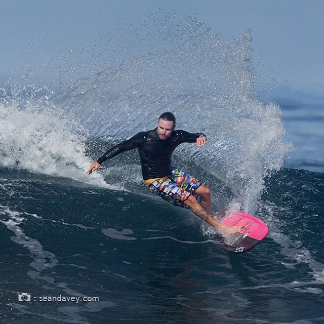 Happy Birthday @sean_davey! Pictured is @jamie.sterling shredding in his noRep x Sean Davey Collection boardshorts. We were lucky to collaborate with Sean last year, and not only is he a talented photographer, but he's such a great guy to work with!...