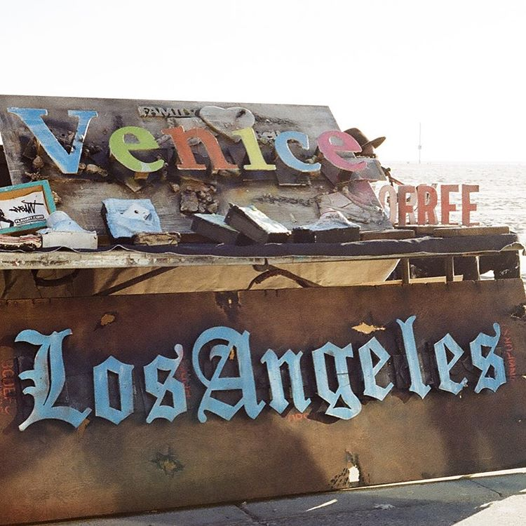 L.A. #inspiration #goskate #qualityshoes