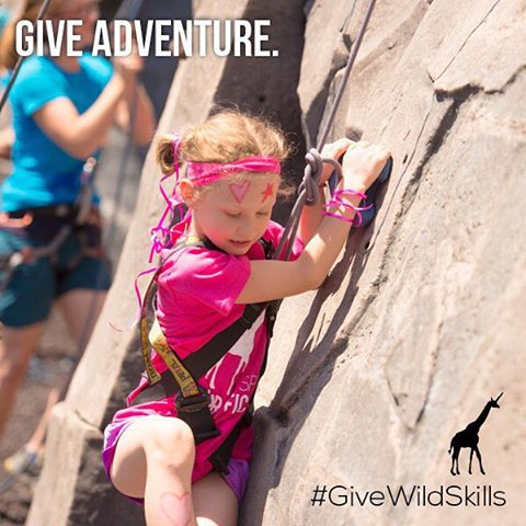 If everyone of our Instagram followers gave just $5 to our fundraising drive this December, we would surpass our goal! You WOULD make it happen-girls across the country would be introduced to our Wild Skills program, where they would learn map reading,...
