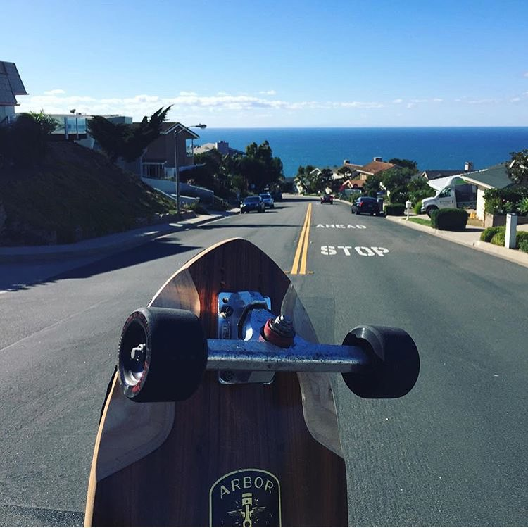 @nycl_joey cruisin Laguna on the goods. #caliberprecision