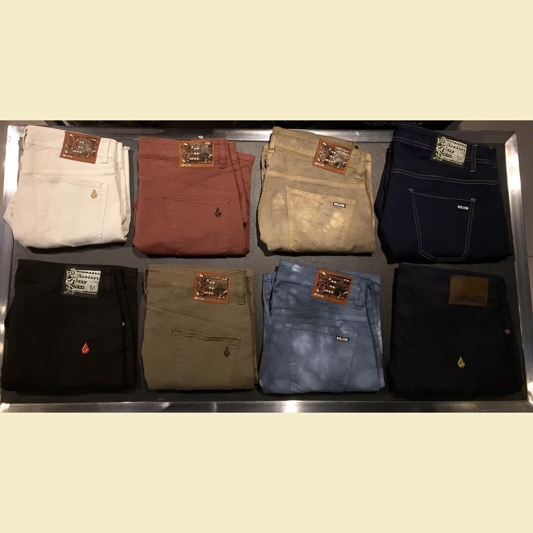 Volcom Brand Jeans: durabilidad