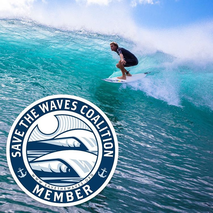 We are proud members of @stwcoalition because the work they are doing to preserve our coastlines will have a lasting impact! (And we love to surf) With your membership you will receive a limited edition t-shirt, sticker and insider discounts on sweet...