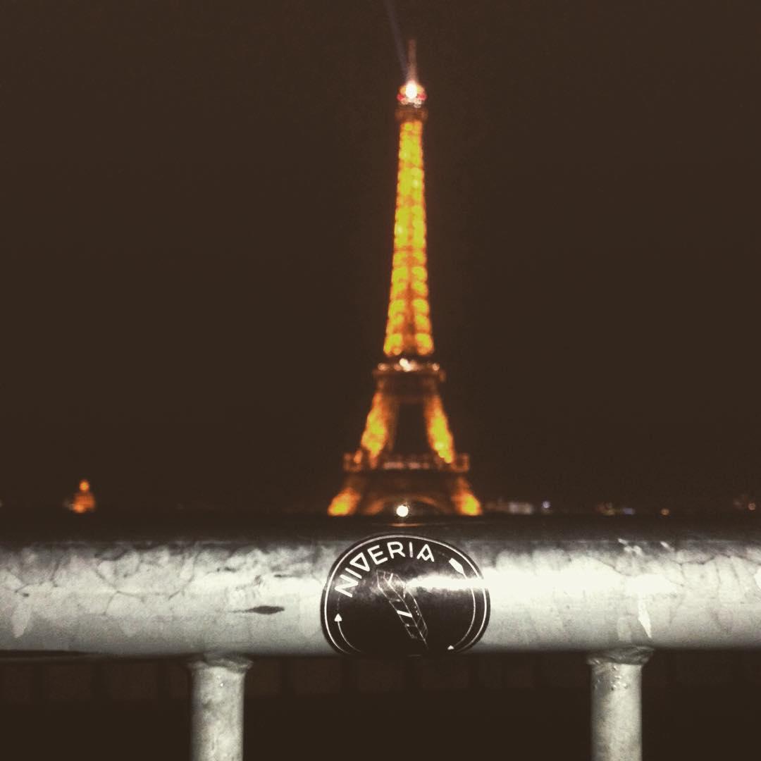 NVR in París - Niverianos por el mundo