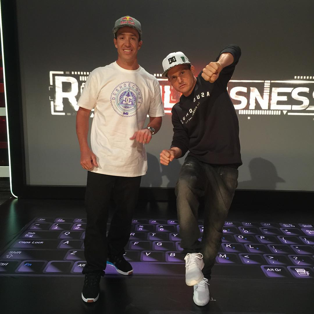 @robbiemaddison is on tonight's all new episode of @robdyrdek's @Ridiculousness. Will you be watching? It's on MTV at 10PM ET/ 9C. #dcshoes