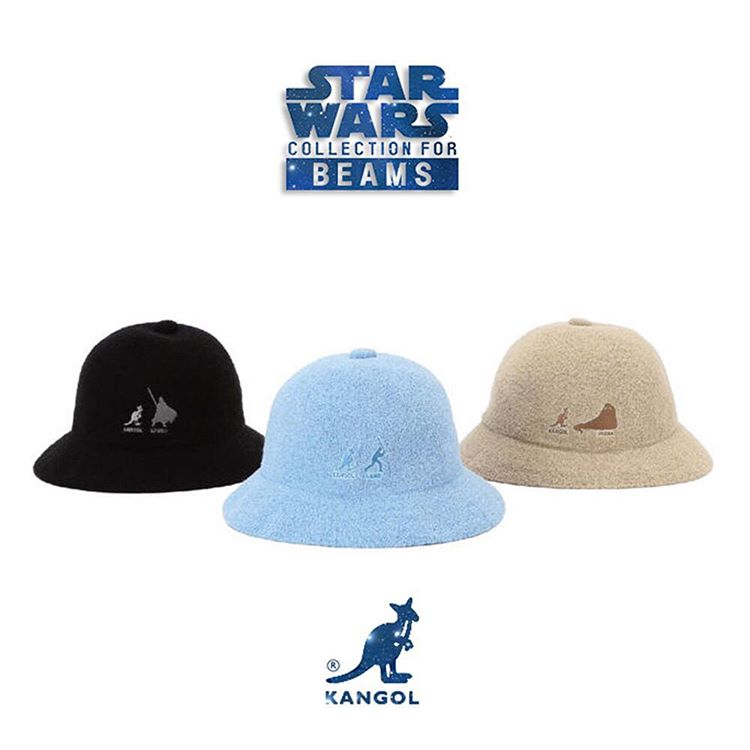 In honor of the new film, Star Wars: The Force Awakens release, we're going to giveaway a few #kangol pieces from the special edition Beams x Star War Collection. Details on how to enter the contest are below:  1. FOLLOW US! 2. Post a photo of yourself...
