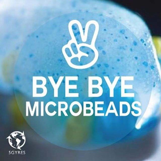 This just in: big news to celebrate from our nonprofit partner, @5gyres! The U.S Senate has passed the Microbeads Free Water Act, now it's headed to be signed by the President.  Make your move today and sign up to be notified when @5gyres tool kits are...