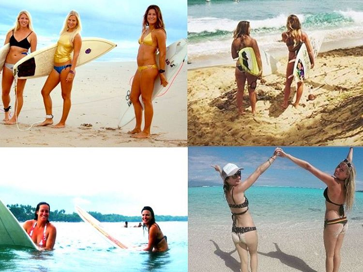 Happy Friday, #miolagirls! Today on the #blog, @miolasurf founder & Chief Bikini officer, @helenamania, takes us on an all women's surf retreat! And it's really rad