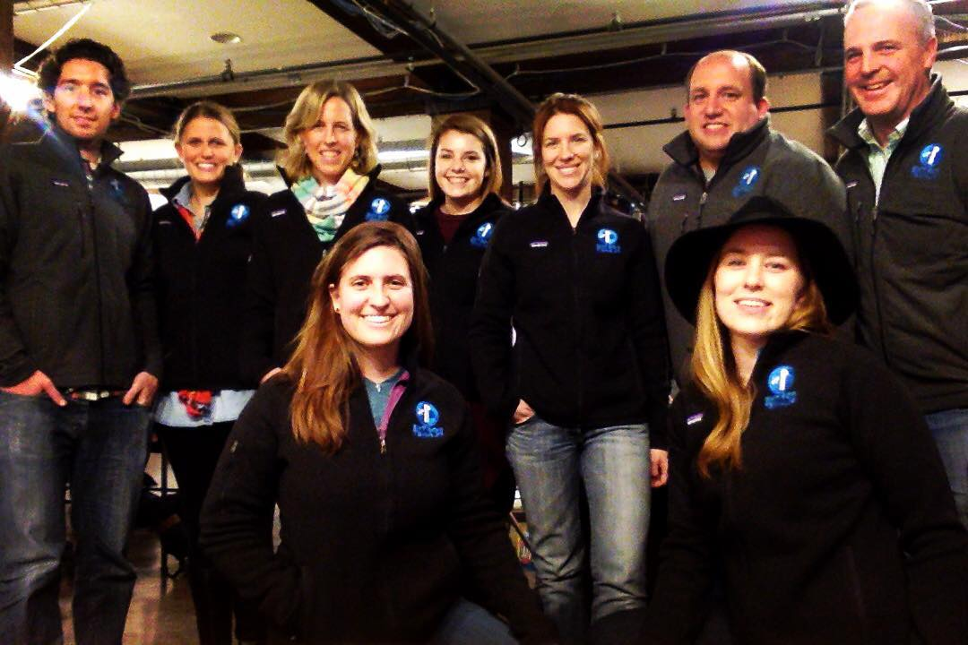 Happy holidays from the @1percentftp team! Check out our new co-branded @patagonia gear.