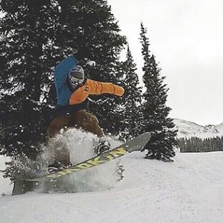 @logan.m.w  crushing it today @lovelandskiarea #SmokinNationaDemoTour  #comeandfindoutwhatthehypesallabout tomorrow @winterparkresort