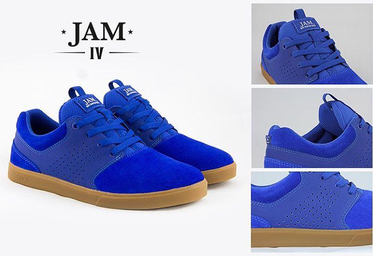 JAM IV - Conforto, estilo e durabilidade. Disponível nas lojas de todo o Brasil e na www.qixskateshop.com.br