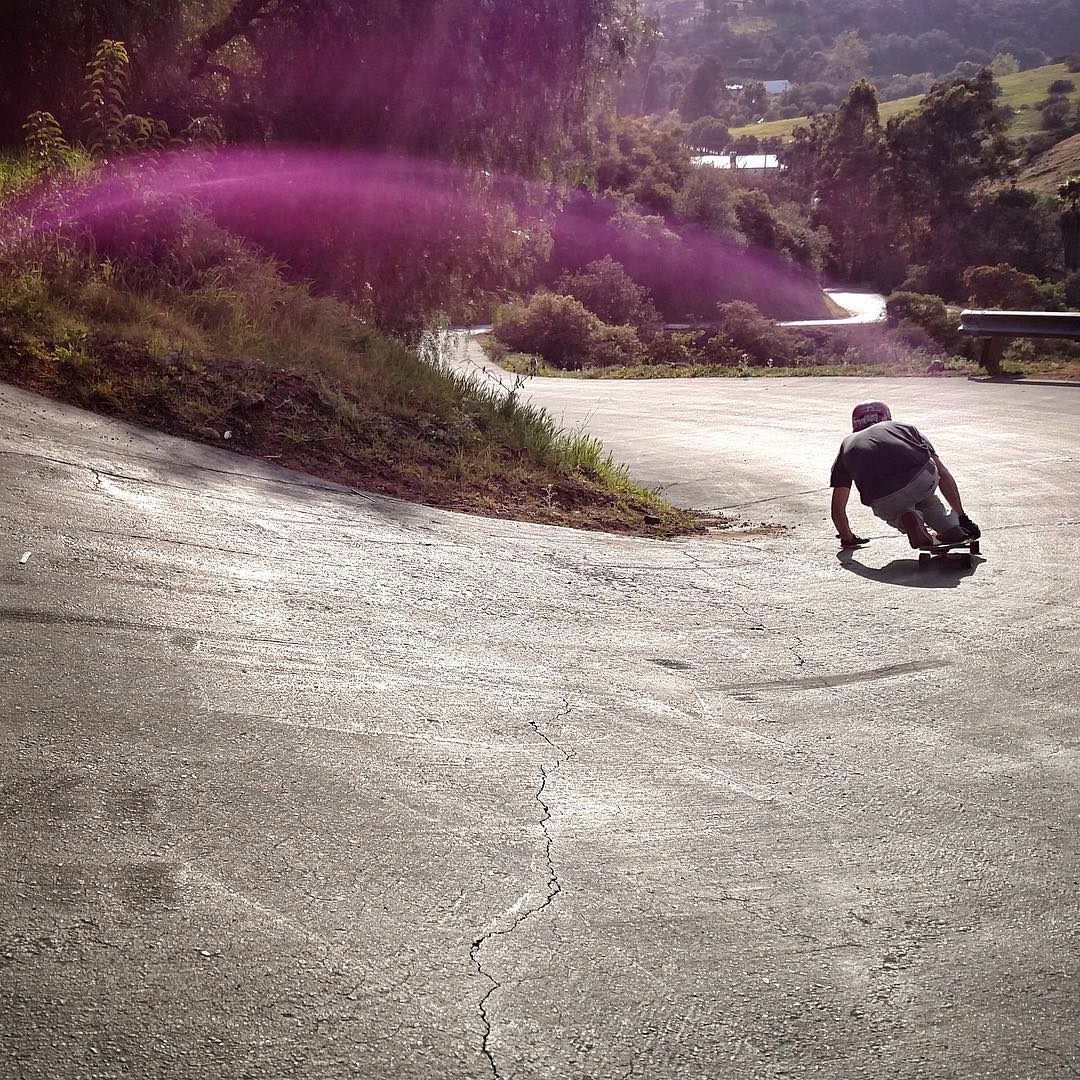 When light bends, Lonnie Leonelli (@lonniesk8) rides it.  #divinewheelco #divinewheels