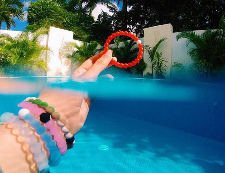 Making our way to the deep end #livelokai Thanks @py.photo