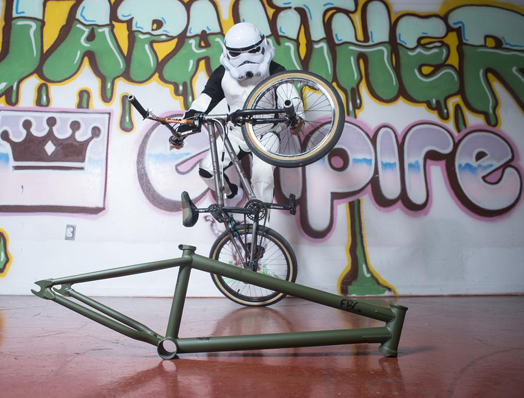 Stormtroopers got mad flat ground game!  Click the link on our profile page to check out @Sandy_Carson's #StarWars gallery on XGames.com.