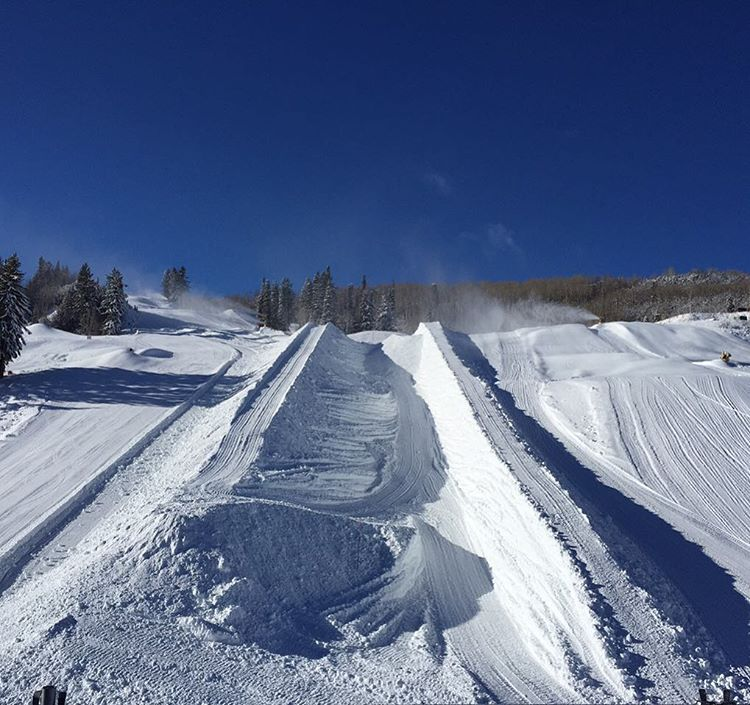 The best show on snow is only 40 days away! #XGames