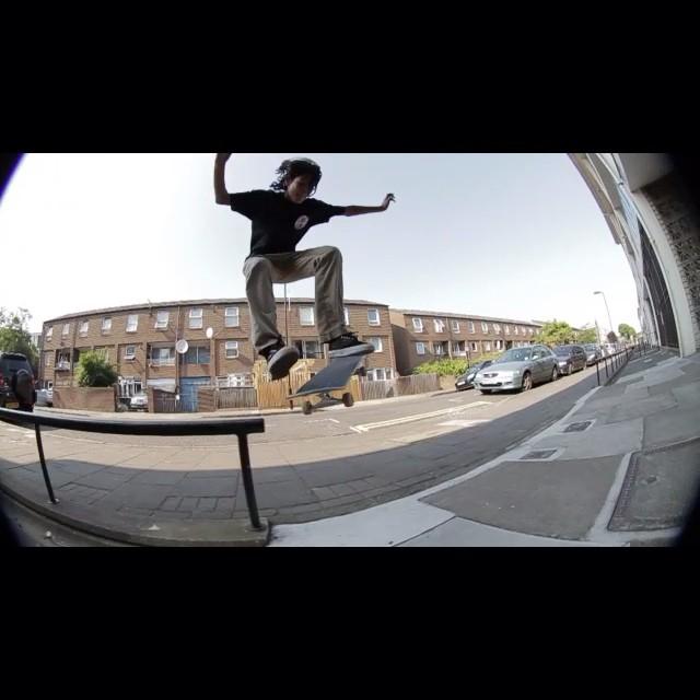 Skate's new capital. @redbullskate #flip