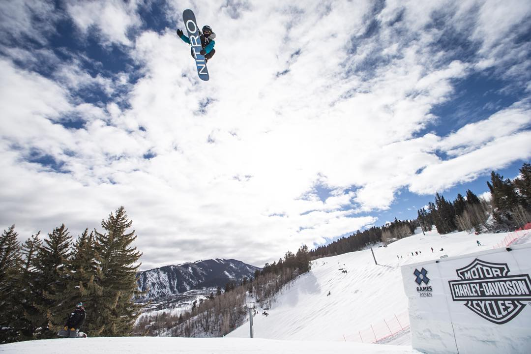 It's #WorldSnowboardDay…  Get out and go shred!